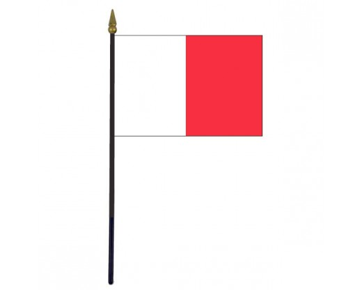 Tyrone County Stick Flag (Ireland) - 4x6""