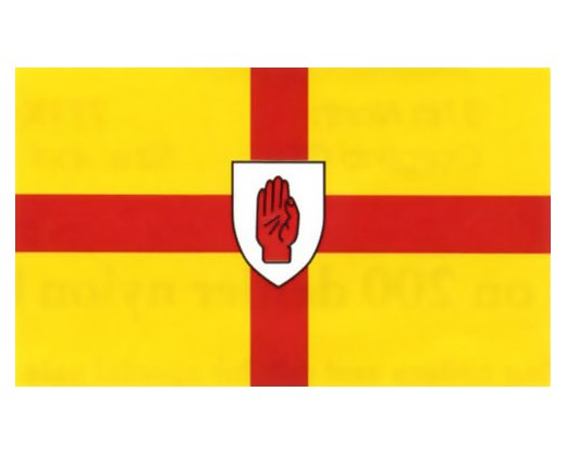 Ulster Flag - 3x5'