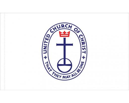 United Church of Christ Banner 3x5