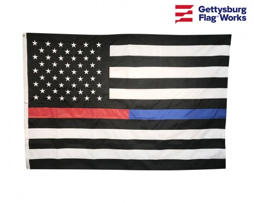 Thin Red / Blue Line