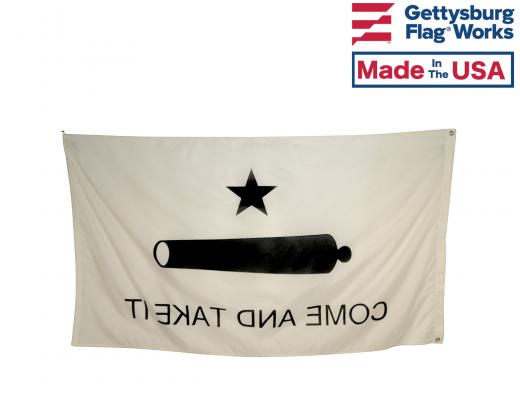 Come & Take It Flag Photo