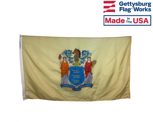 New Jersey Flag - Outdoor