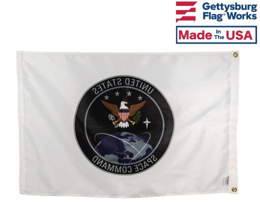 U.S. Space Command Flag