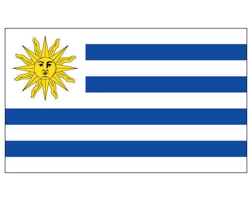 Flag - Uruguay flag