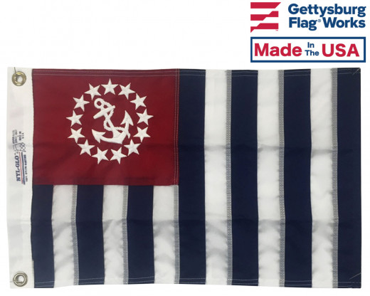 US Power Squadron Flag Made in USA