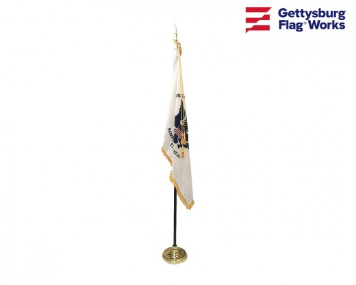 Coast Guard Indoor Flag Set