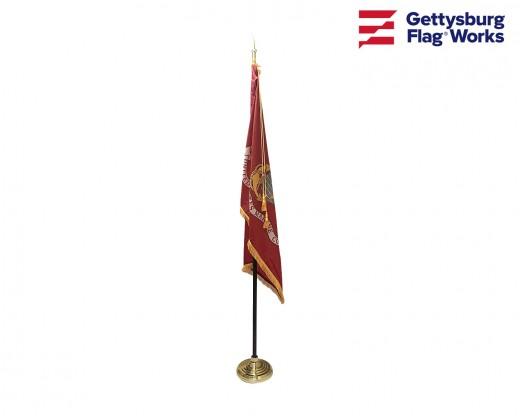 Marine Corps Indoor Flag Set