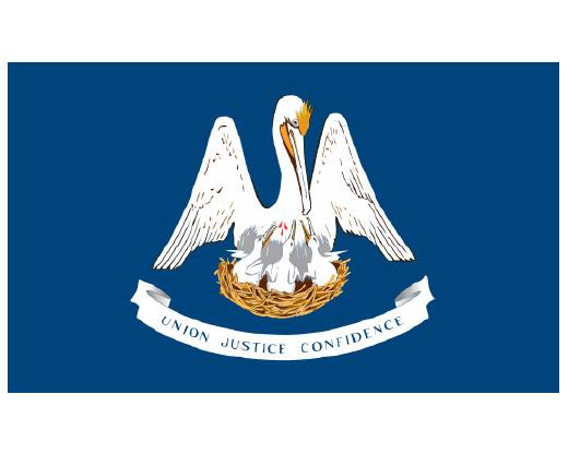 Louisiana Sticker