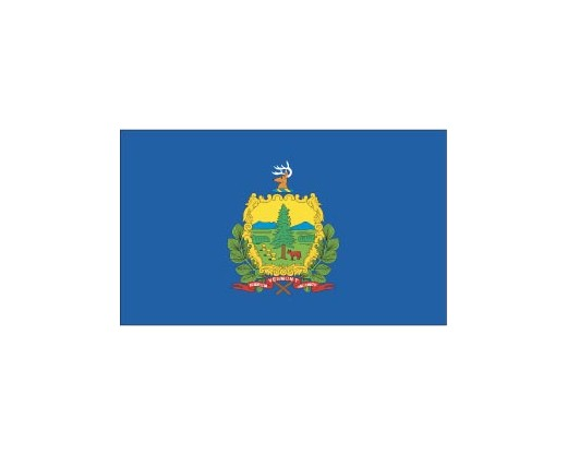 Vermont Flag - Outdoor