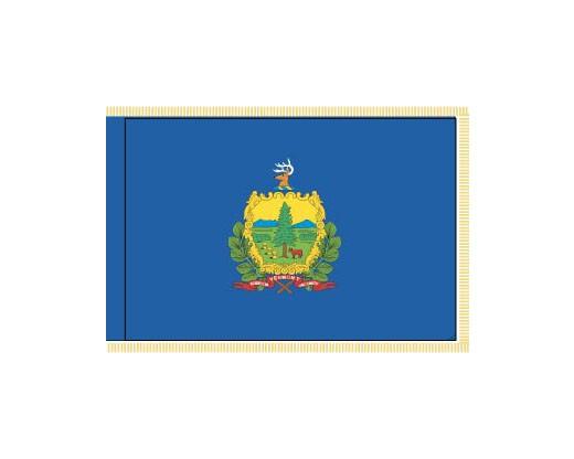 Vermont Flag - Indoor