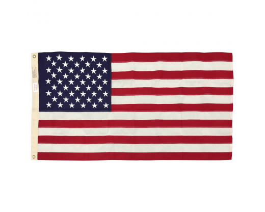 Government Specification American Flag Grommet