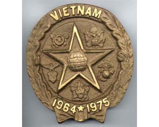 Vietnam War Grave Marker