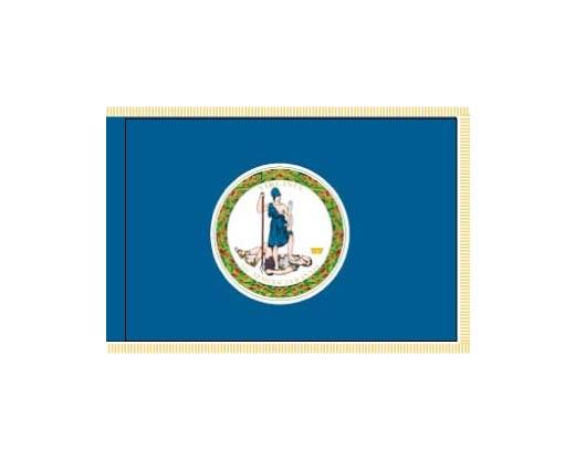 Virginia Flag - Indoor