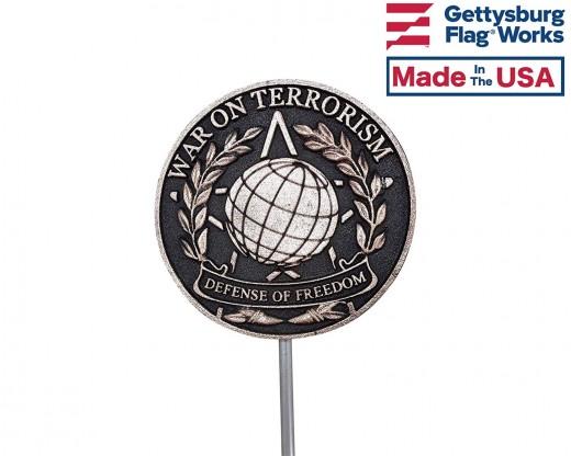 War on Terrorism Grave Marker