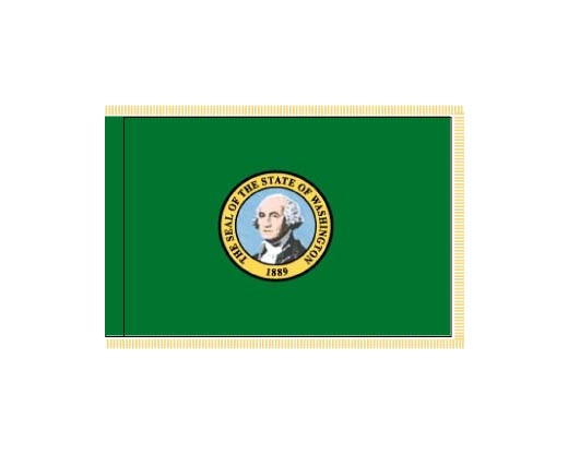 Washington Flag - Indoor