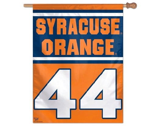 Syracuse Orange House Banner