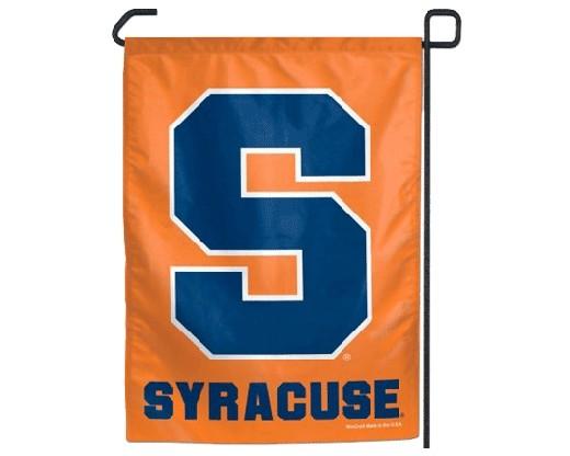 Syracuse University Garden Flag