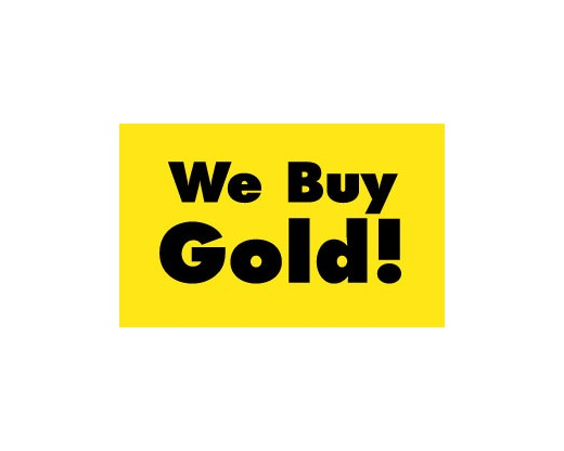 We Buy Gold Flag