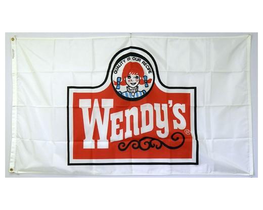 Wendy's Flag