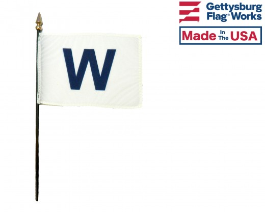 Win Stick Flag