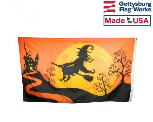 Witch Flag - 3x5'