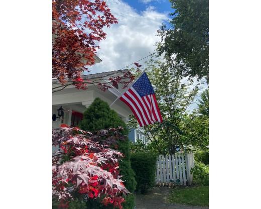 Worry Free American Flag Set