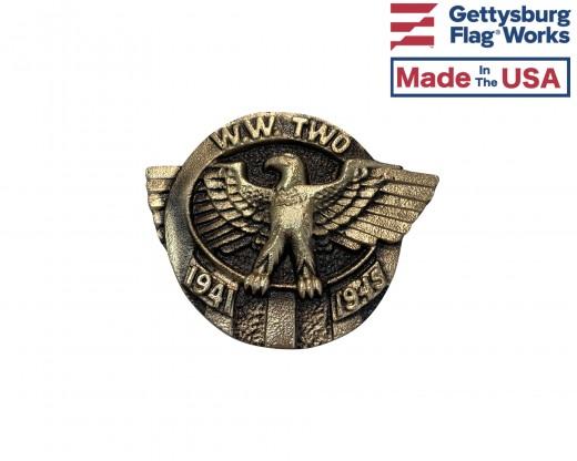 World War II Memorial Medallion
