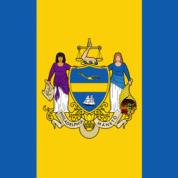 Philadelphia's city flag