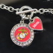 marine mom heart