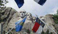 Rushmore flags