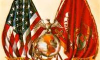 usa marine corps flags