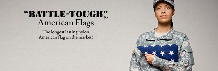 Featured BattleTough® American Flag