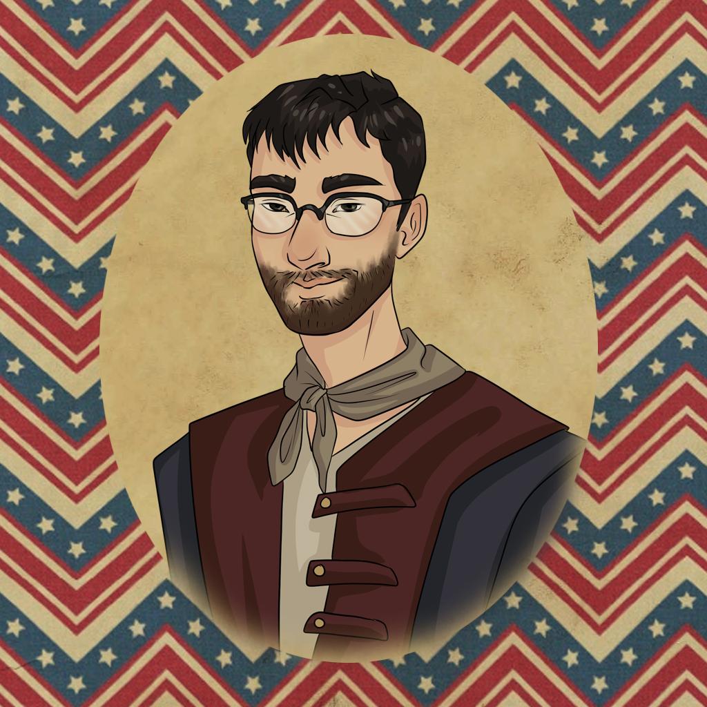 Adam Staff Portrait