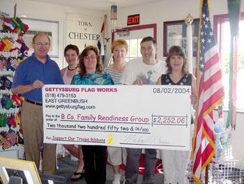 Gettysburg Flag Works Charity