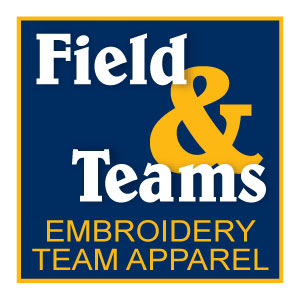 Field & Teams Embroidery Team Apparel