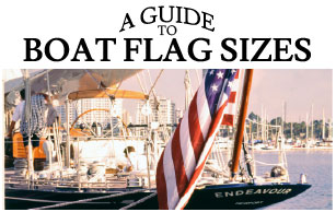 A Guide to Boat Flag Sizing