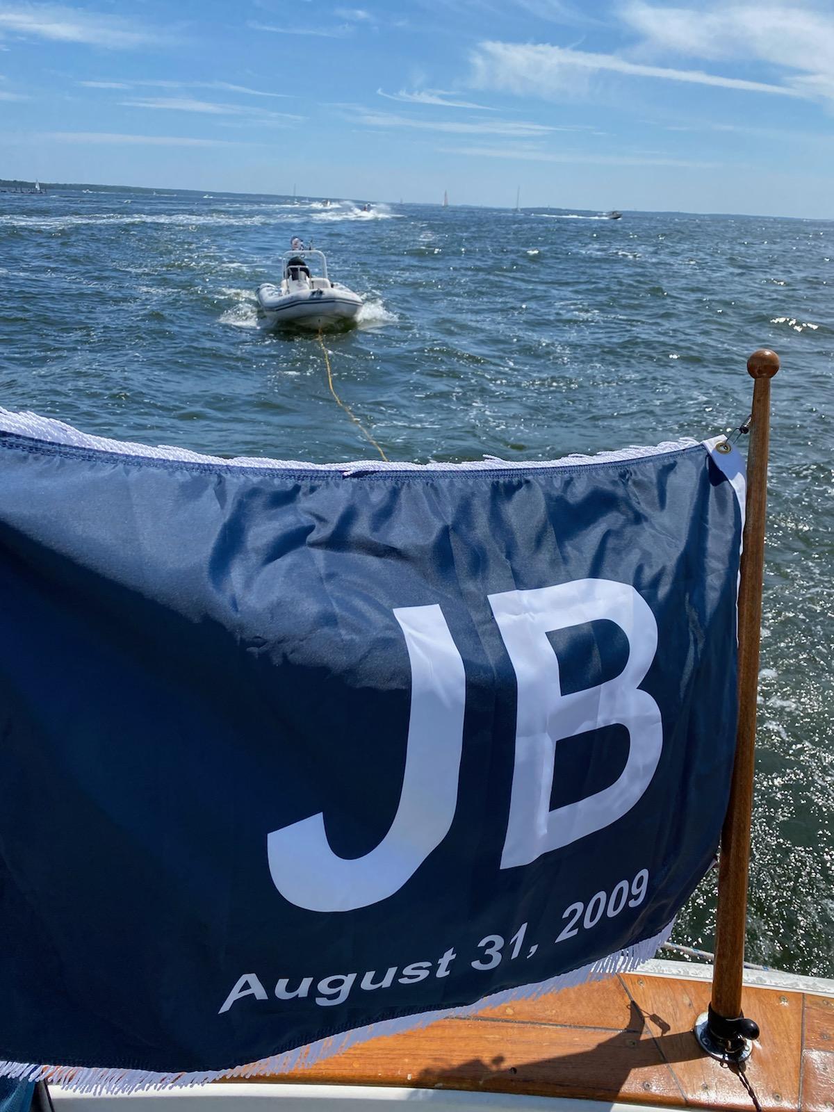 Custom Boat Flag