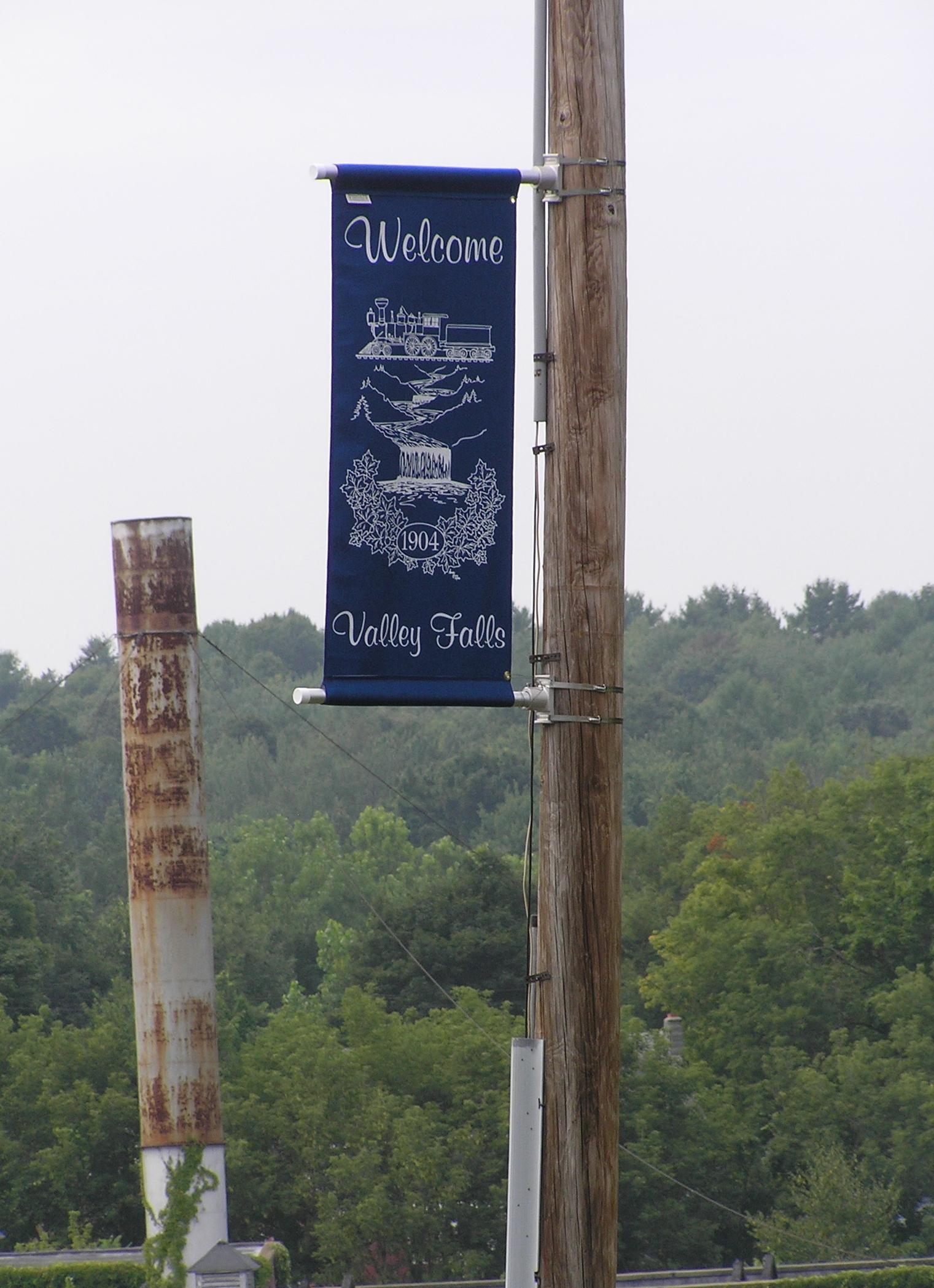 Custom Town Banner