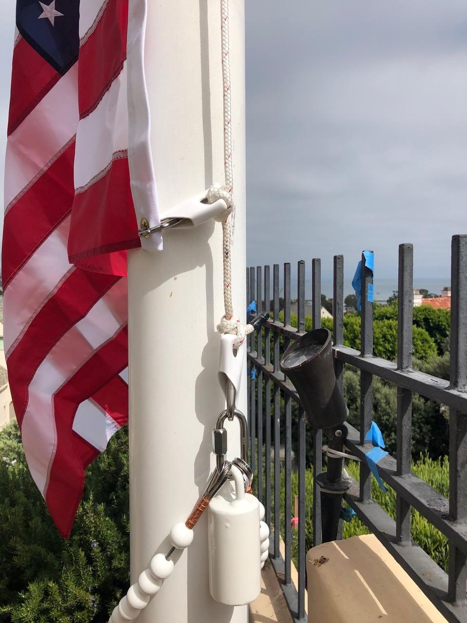 Flagpole Hardware