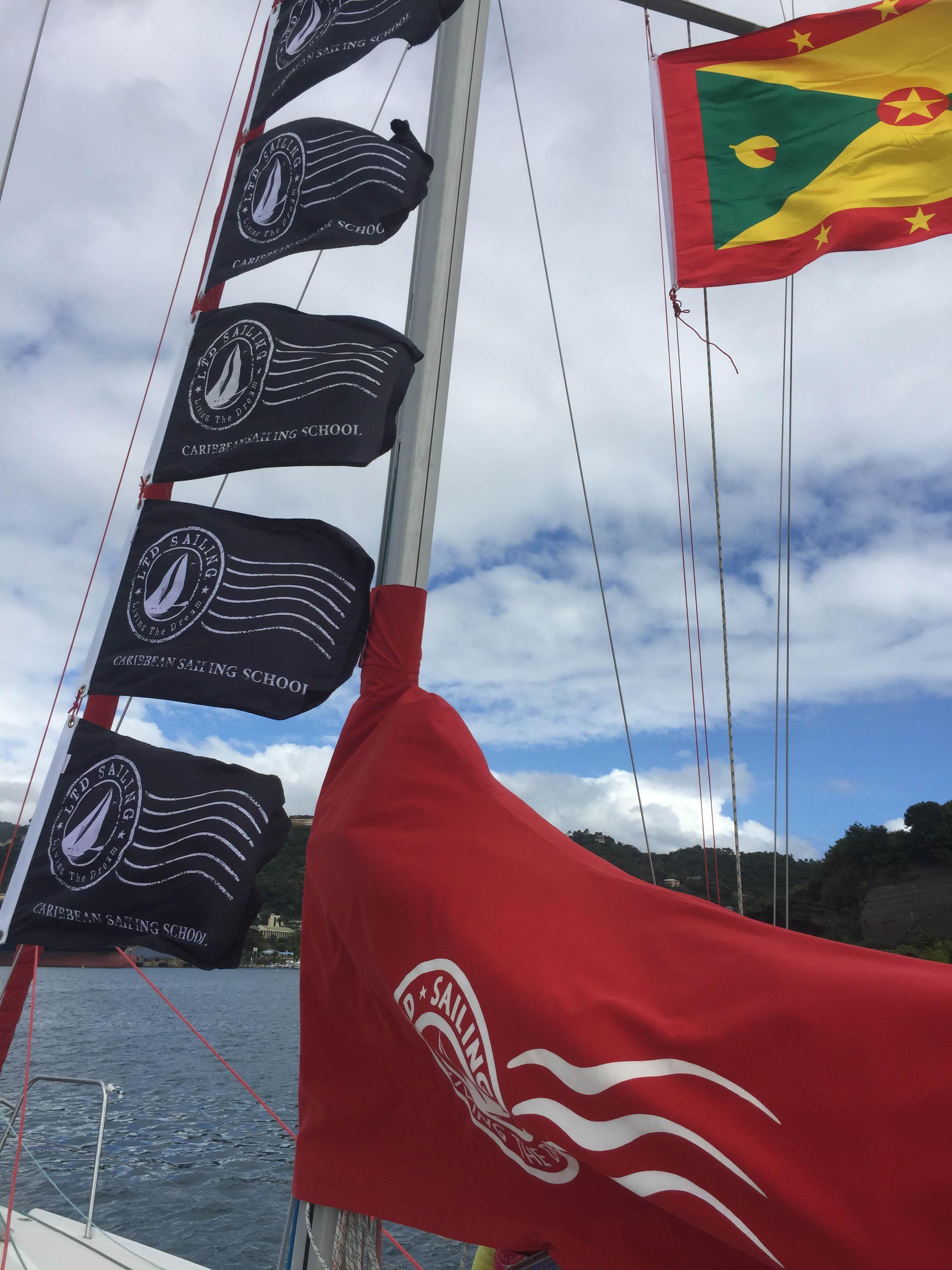 Custom Sailing Flags
