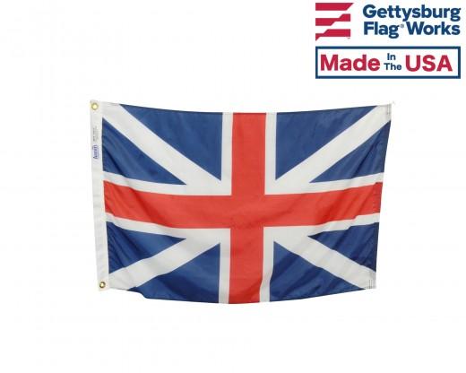 Union Jack of England